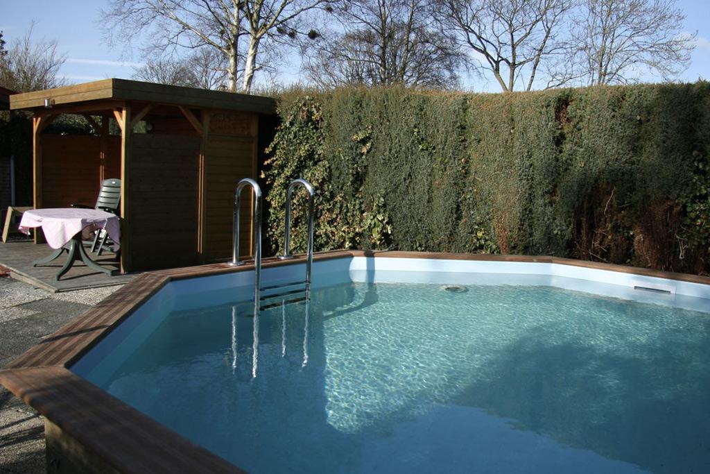 Nieuw zwembad 2